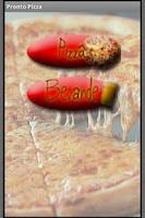 Screenshot of ProntoPizza