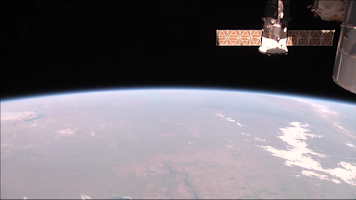 Screenshot of Earth Cam Streaming (ISS) Free