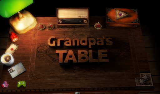 Grandpas Table HD - screenshot