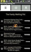 Screenshot of The Funky Melting Pot