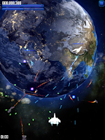 Screenshot of Guardian Earth HD