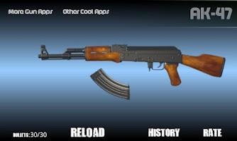 Screenshot of AK-47