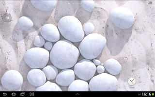 Screenshot of Galaxy S4 White Pebble