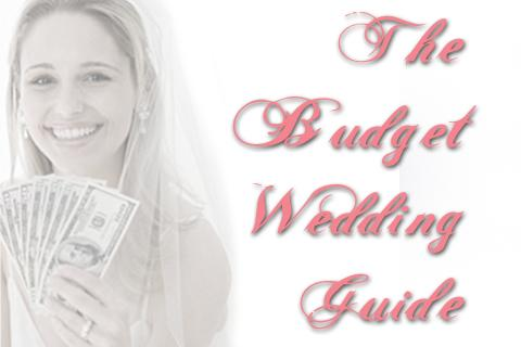 Budget Wedding Guide