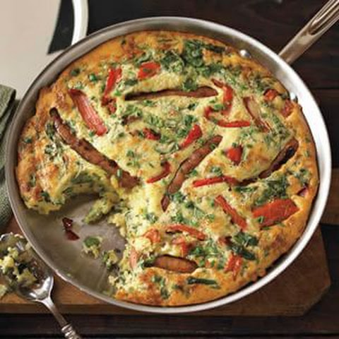 Campfire Breakfast Toad in the Hole Recept | Yummly