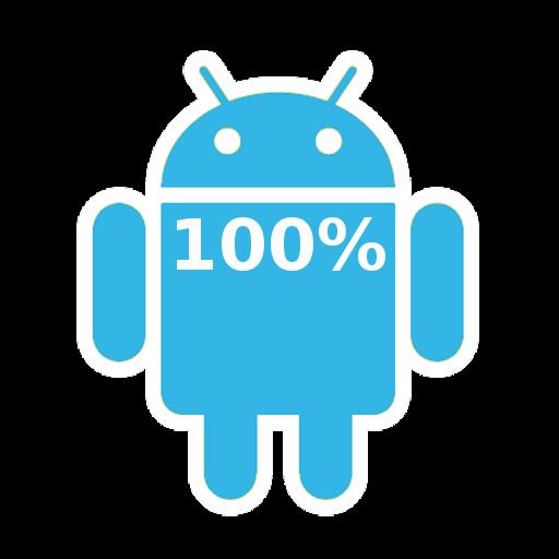 個人化必備App ICS Android Battery LOGO-綠色工廠好玩App