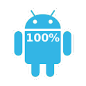 ICS Android Battery icon