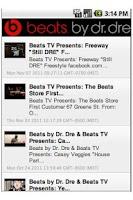 Screenshot of Beats By Dr.Dre