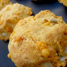 Easy Cheddar Scones