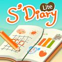 S'Diary Lite(free) icon