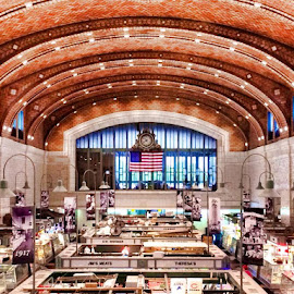 West Side Market by Bridget Wegrzyn - Buildings & Architecture Other Interior
