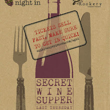 September Secret Wine Supper