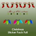Christmas Sticker Pack Full icon