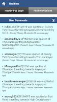 Screenshot of Chennai MTC Info