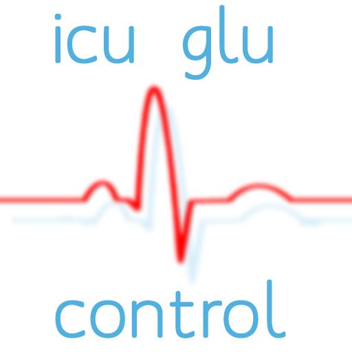 ICU Glucontrol LOGO-APP點子