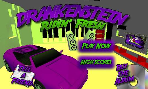 FREE Drankenstein Ridin' Fresh