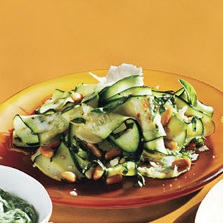 Zucchini Salad With Pine Nuts Recipes