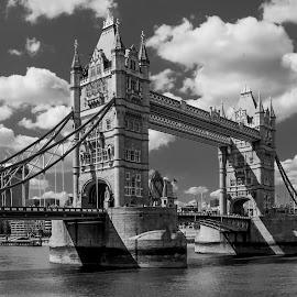 London Bridge by Steve Layhe - Buildings & Architecture Bridges & Suspended Structures