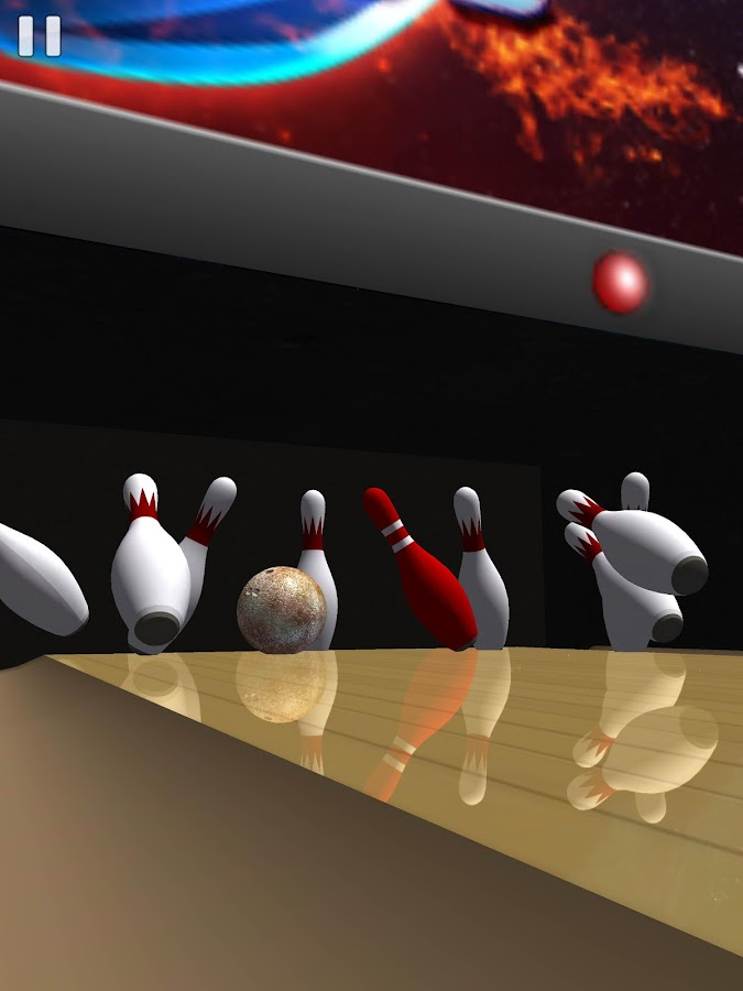 Galaxy Bowling ™ 3D Screenshot 3