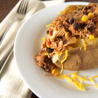 Baked Potato Black Beans Recipes