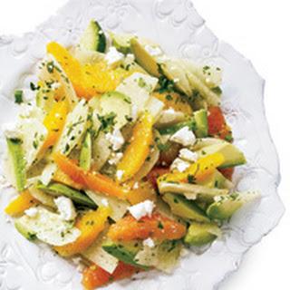 Jicama Avocado And Orange Salad Recipes