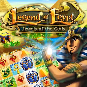 Cover art Legend of Egypt Match 3 (germ)