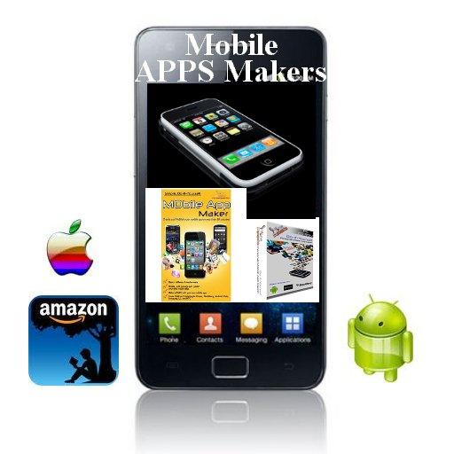 Mobile APPs Maker 商業 App LOGO-硬是要APP