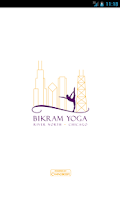 Screenshot of Bikram Yoga River North