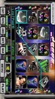 Screenshot of Dance Electric Slot Machine