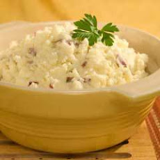 Aunt Peggy's Sour Cream Mashed Potatoes