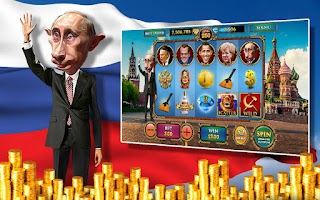 Screenshot of Putin FREE SLOTS Vegas Pokies