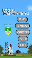 Screenshot of Moon Expedition