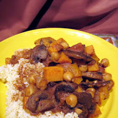 A Very Good Tagine/Tajine (Vegetarian)