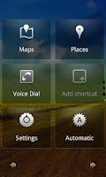 Screenshot of Bluetooth Voice Dial Widget
