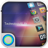 Free Sci && Tech Life Hola Theme APK for Windows 8