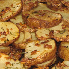 Rosemary Onion Potatoes