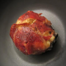 Award Winning Stuffed Baby Portabella Mushrooms (Cremini)