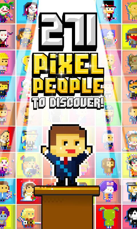 Pixel People Screenshot 0
