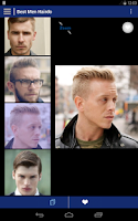 Screenshot of Best Men Hair Style 2014