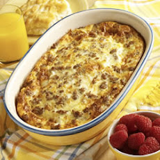 Weekend Brunch Casserole