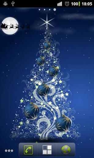 Christmas Tree PRO Wallpaper
