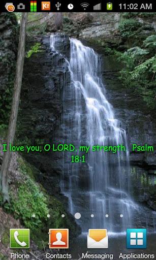 Bible Scripture Scenic Live WP