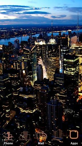 [AL] New York II -Lite- Theme