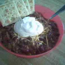 Bush's Three Bean Chili