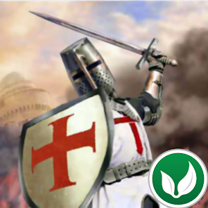 Cover art Crusaders