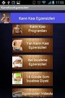 Screenshot of Karın Kası Egzersizleri