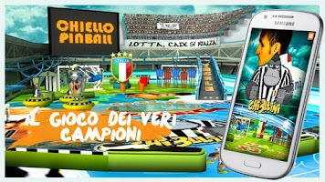 Screenshot of ChielloPinball