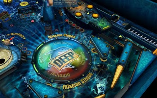 Screenshot of Pinball HD for Tegra