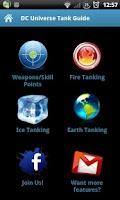 Screenshot of DC Universe Tank Guide
