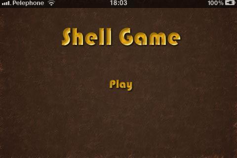 玩解謎App Shell Game免費 APP試玩